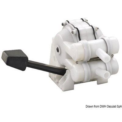 Freshwater manual pumps