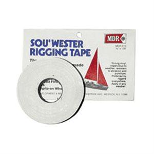 White rigging tape 3 / 4'' x 9'