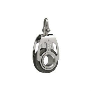 Garhauer 3 / 8'' Single block with swivel shackel