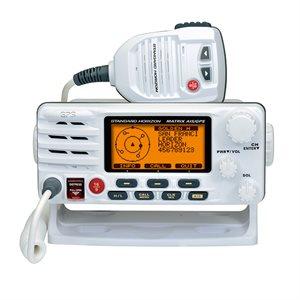 Radio VHF fixe GX2200 Matrix AIS et GPS de Standard Horizon (blanc)