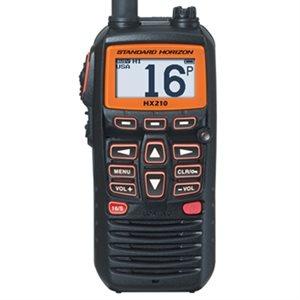 Standard Horizon Handheld VHF Radio HX210