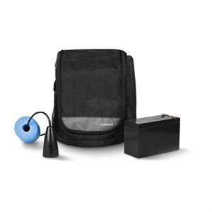 Garmin Small Portable Ice Fishing Kit with GT8HW-IF Transducer