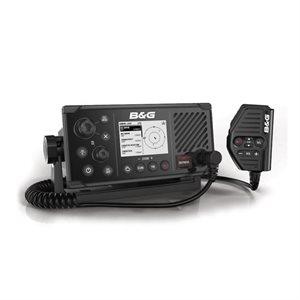 Radio VHF B&G V60-B avec émetteur-récepteur AIS de classe B et NMEA 2000