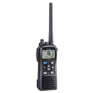 ICOM Portable Waterproof VHF M73