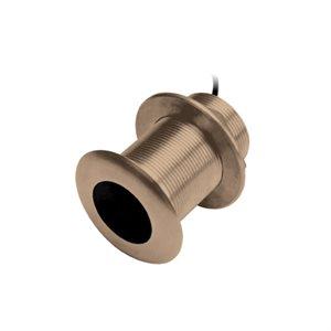 Garmin Depth Chirp transducer bronze thru-hull