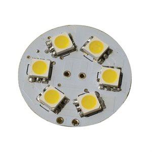 Dr.Led G4 SMD bi-pin white LED