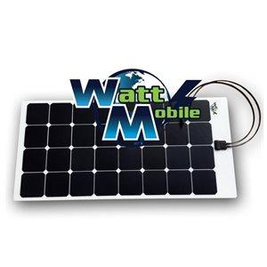 EcoSolPlanète 100W Flex Solar Panel