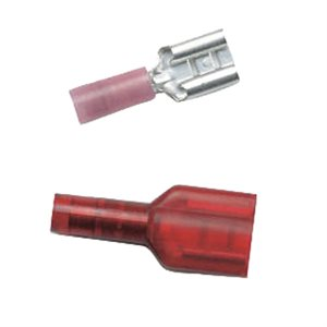 Tinned Connector .25 Female
