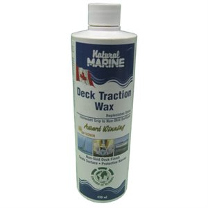 Natural Marine Deck traction non skid wax