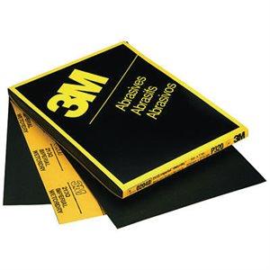 3M Sanding paper #800 dry or wet sanding