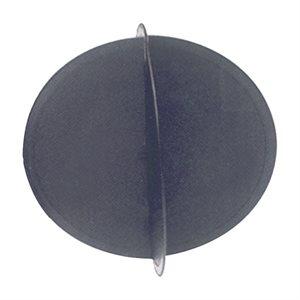 Signal de mouillage boule noire de Plastimo