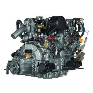 Yanmar diesel engine 29HP 3YM30AE with transmission 2.62:1