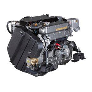 Yanmar diesel engine 45hp 4JH45 with transmission 2,33:1