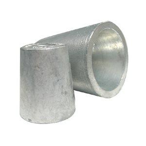 Anode de bout d'arbre style Bénéteau D35 de Canada Metal