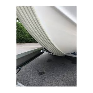 KeelGuard Boat Keel & Hull Protector (white) (6 ft.)