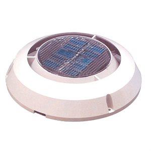 Nicro MiniVent 1000 solar vent (white)