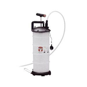 Pompe à vide 6,5L PELA pour changement d'huile