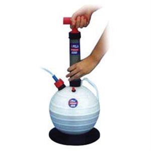 Pompe à vide PELA 6L pour changement d'huile