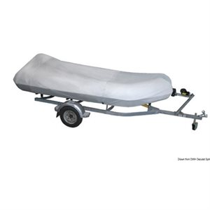 Inflatable boat cover for 360 / 390 cm inflatables
