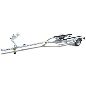 Load Rite Galvanized Small Single Axle Trailer (16F1200WT Model)